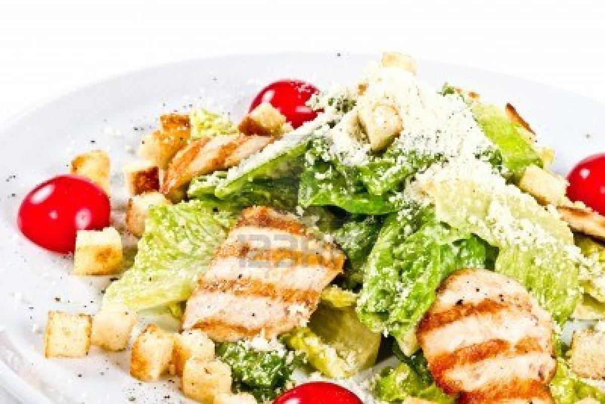 видео рецепт салата цезарь от шефа