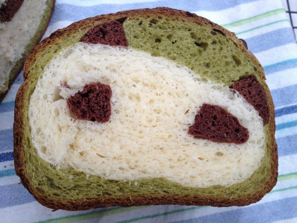 хлеб-панда