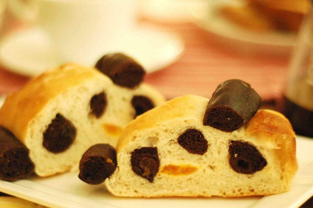 панда-хлеб