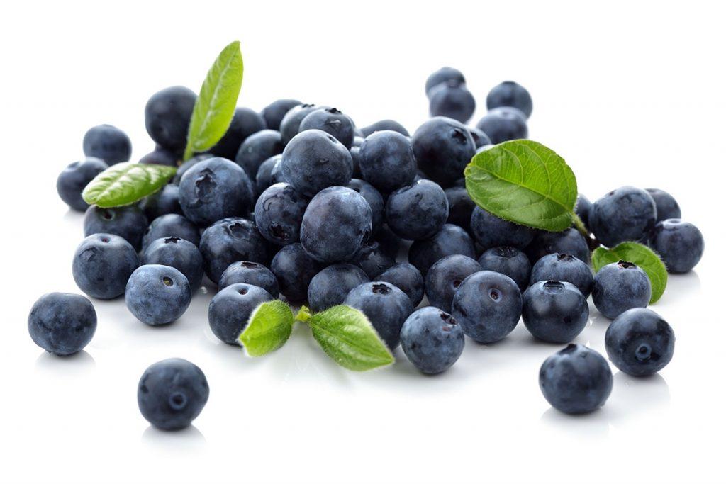 продукты, которые помогут похудеть - черника