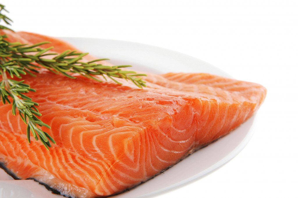продукты, которые помогут похудеть - лосось