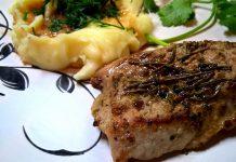 Свиной стейк - рецепт