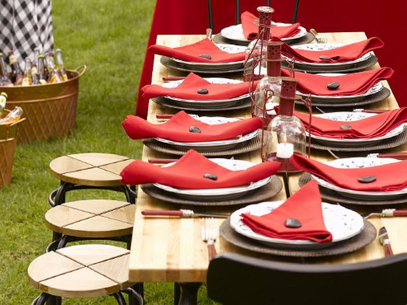 Barbecue-Summer-Table-Setting-Ideas